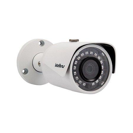 Câmera Mini Bullet Ip 3mp Vip S3330 - Intelbras