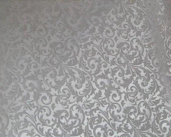 Adesivos Jateado para Vidros e Box - Modelo Condessa, 1m x 1,22m