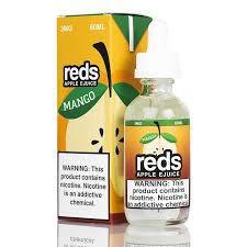 Líquido Mango - Reds Apple Ejuice - 7 DAZE