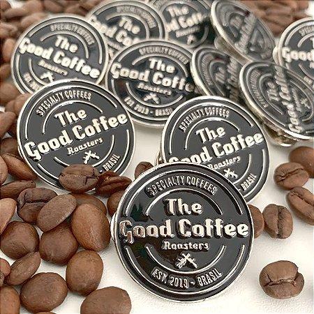 Pin - The Good Coffee Roasters