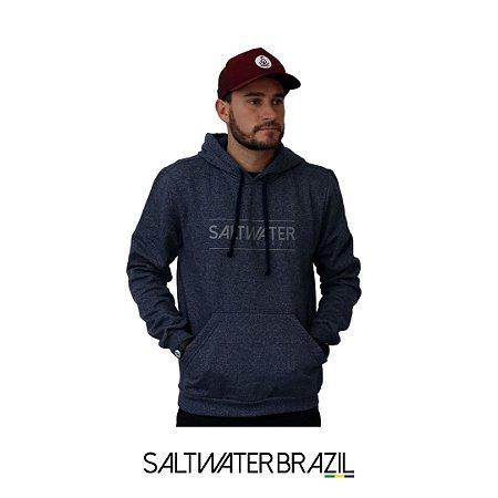 Moletom Mescla Salt Water Brazil