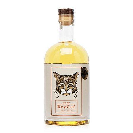 Gin Dry Cat Nut - 750 ml
