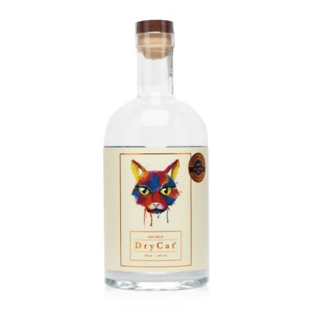 Gin Dry Cat Seco - 750ml