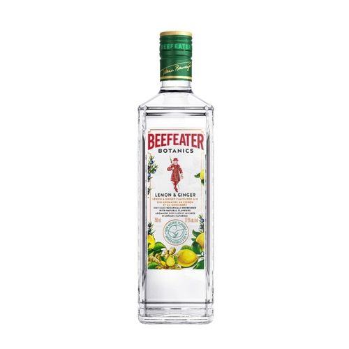 Gin Beefeater Botanics Lemon e Ginger - 750ml