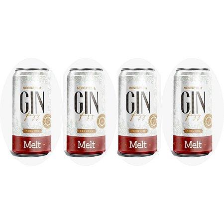 Gin Fizz Melt Lata 4UND - 269ml