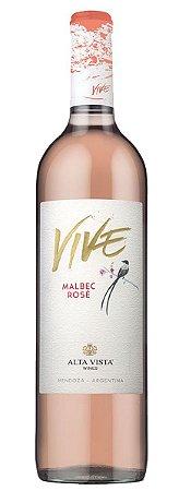 Alta Vista Malbec Rose - 750ml