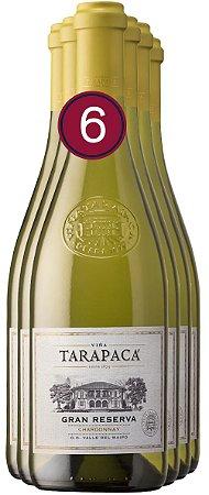 KIT 06 Tarapaca Gran Reserva Chardonnay 2015 750ml