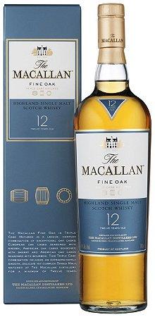 Macallan Fine Oak 12 anos - 700ml