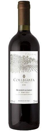 Vinho Collegiata Montepulciano D´Abruzzo DOC - 750ml