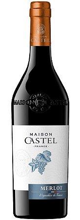 Vinho Maison Castel Merlot - 750ml