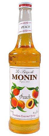 Xarope Monin Pessego- 700ml