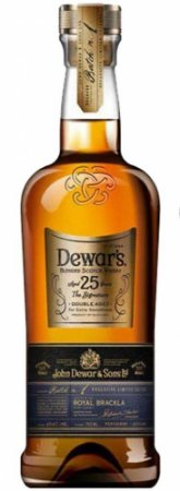 WHISKY DEWARS 25 ANOS - 750 ML