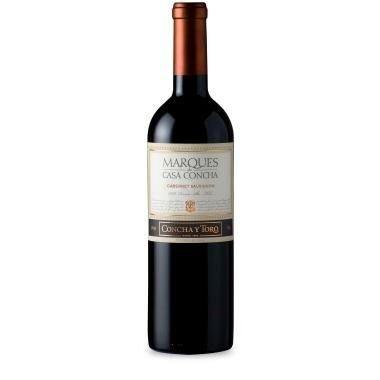 Vinho Marques de Casa Concha Cabernet Sauvignon - 750ML