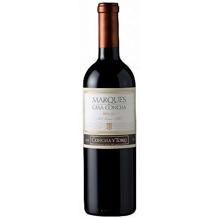 Vinho Marques de Casa Concha Merlot - 750ML