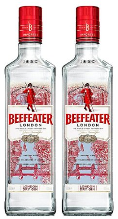 Combo 2 UND Gin Beefeater - 750ML