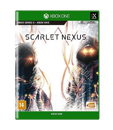 SCARLET NEXUS - XBOX ONE