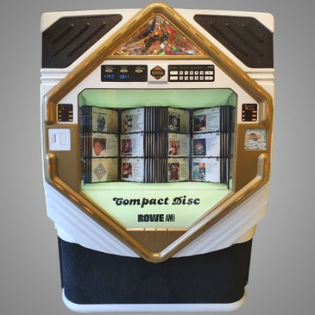 JUKEBOX ROWE AMI COMPACT DISC