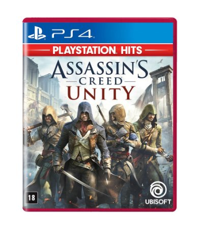 ASSASSIN'S CREED UNITY™ - PS4