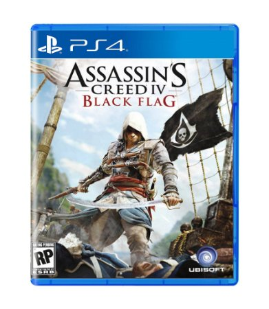 ASSASSIN'S CREED IV BLACK FLAG™ - PS4
