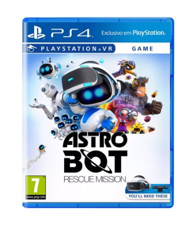 ASTRO BOT RESCUE MISSION - PS4