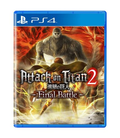 ATTACK ON TITAN FINAL BATTLE - PS4