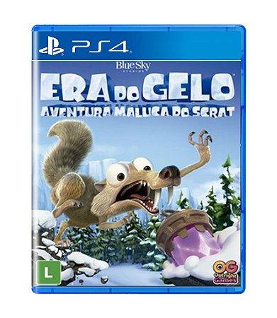 ERA DO GELO: AVENTURA MALUCA DO SCRAT - PS4