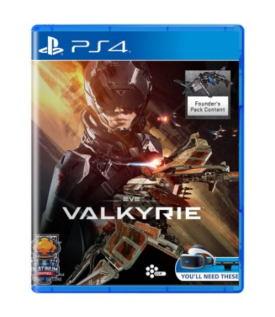 EVE: VALKYRIE – WARZONE - PS4