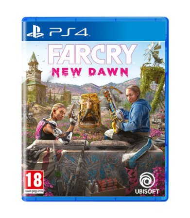 FAR CRY® NEW DAWN - PS4