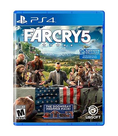 FAR CRY® 5 - PS4