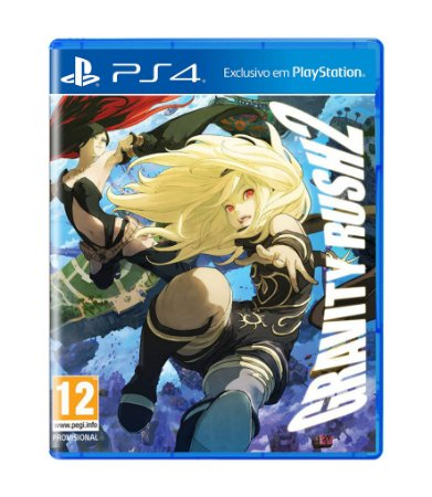 GRAVITY RUSH™ 2 - PS4
