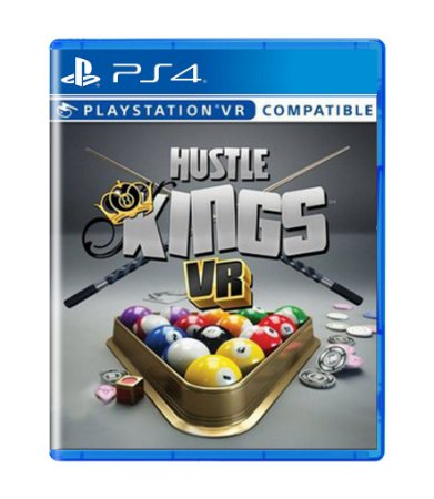 HUSTLE KINGS VR - PS4