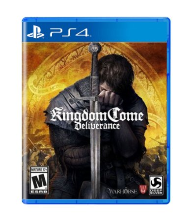 KINGDOM COME: DELIVERANCE - PS4