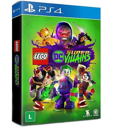 LEGO® DC™ SUPER VILLAINS: EDIÇÃO LIMITADA - PS4
