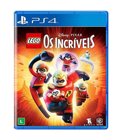 LEGO® OS INCRÍVEIS - PS4