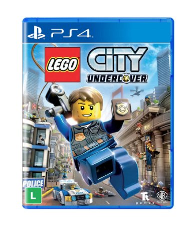 LEGO® CITY UNDERCOVER - PS4
