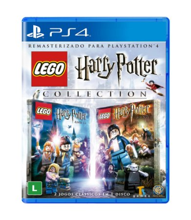 LEGO® HARRY POTTER™ COLLECTION - PS4