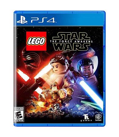 LEGO® STAR WARS™: O DESPERTAR DA FORÇA - PS4