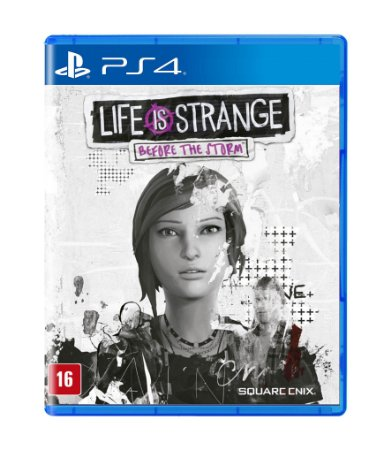 LIFE IS STRANGE: BEFORE THE STORM - EPISÓDIO - PS4