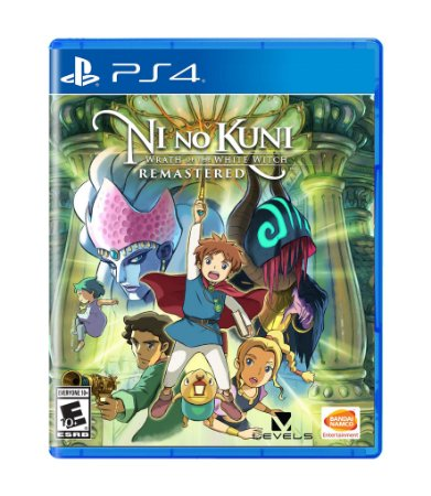 NI NO KUNI™: WRATH OF THE WHITE WITCH REMASTERED - PS4