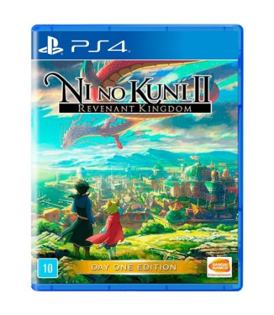NI NO KUNI™ II: REVENANT KINGDOM - PS4