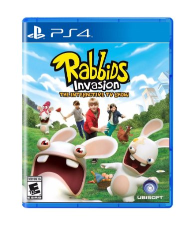 RABBIDS: A INVASÃO - PS4