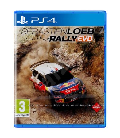 SÉBASTIEN LOEB RALLY EVO - PS4