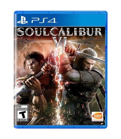 SOULCALIBUR™ VI - PS4