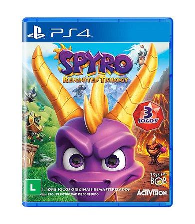SPYRO® REIGNITED TRILOGY - PS4