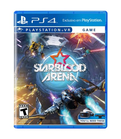 STARBLOOD ARENA - PS4