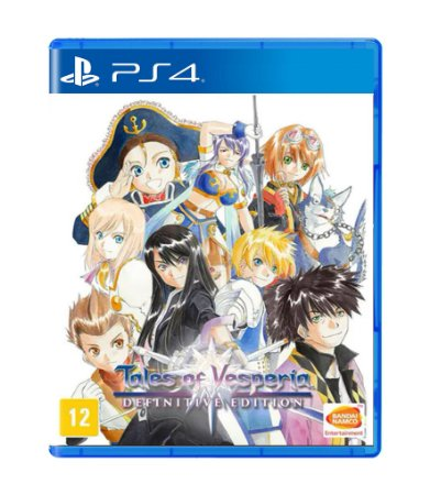 TALES OF VESPERIA - PS4