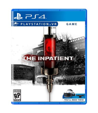 THE INPATIENT - PS4