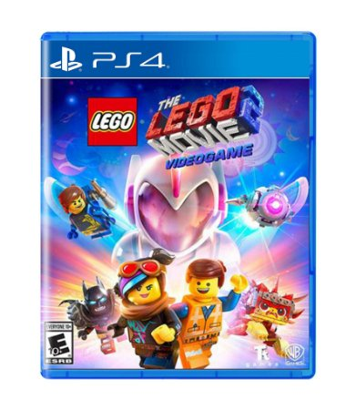 UMA AVENTURA LEGO® 2 - PS4
