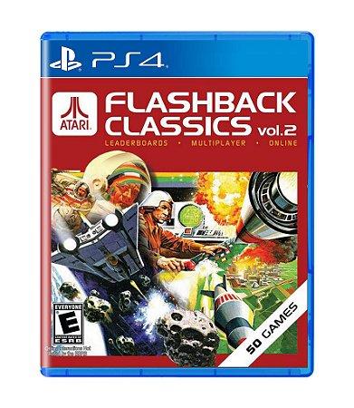 ATARI™ FLASHBACK CLASSICS VOL.2 - PS4