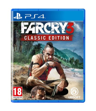 FAR CRY® 3: CLASSIC EDITION - PS4